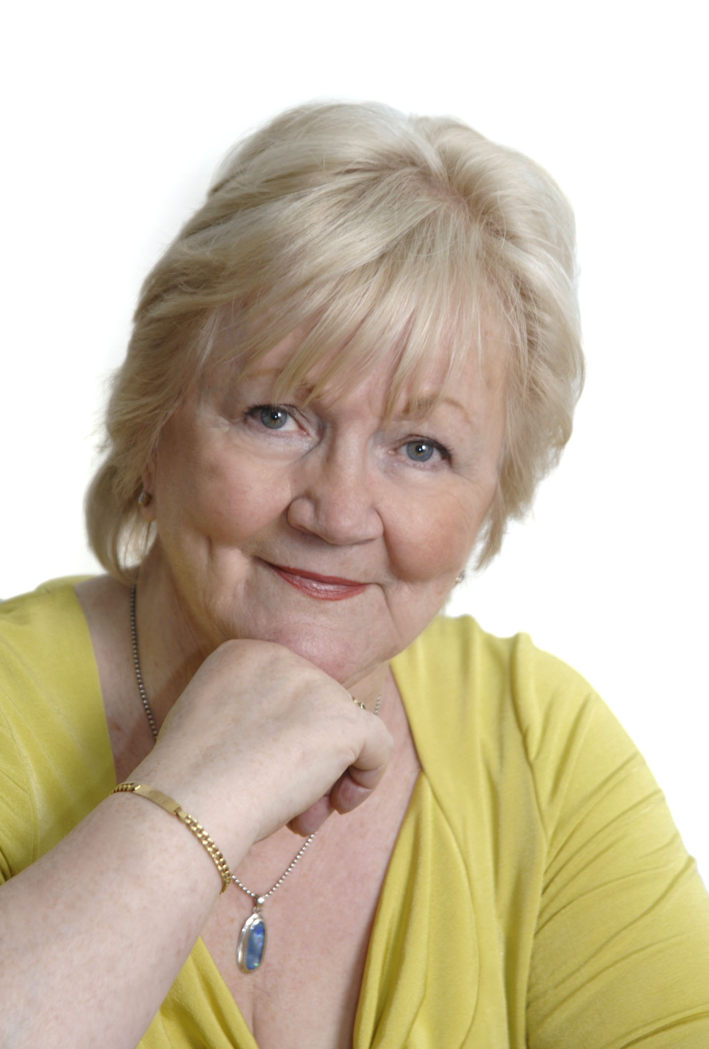Anne Hassett - palm reader